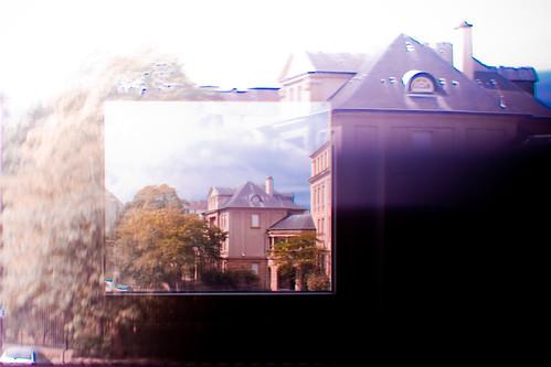 #205 - Par la fenêtre