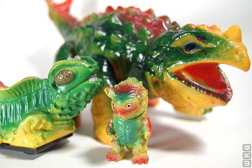 Daikyou - Scolosaurus & Co.