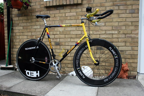 Fixed Time Trial Bikes Lfgss