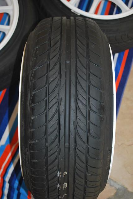 Vwvortex Com Mkiv Tire Stretch Thread