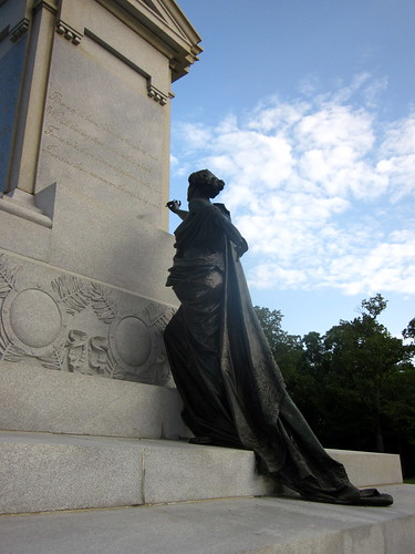 Shiloh - IA monument