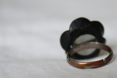 Silver-plated Copper Ring