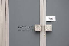 photoset: Tony Oursler. Galerie Steinek