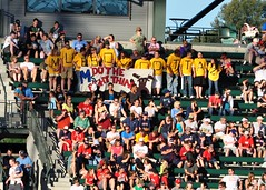 2010 07 24 - WACAN MLB AZ Action_NP 072A (neilparekh) Tags: seattle arizona wa safecofield immigration bostonredsox seattlemariners sb1070 movethegame mlbboycotaz
