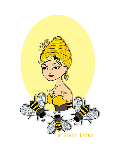 Queen Bee copy