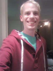 Cute new red Ben Sherman hoodie.