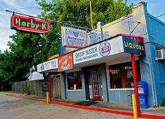 Herby K's (photographyguy) Tags: shreveport herbyks herbyk restaurant diner shrimpbuster louisiana northlouisiana