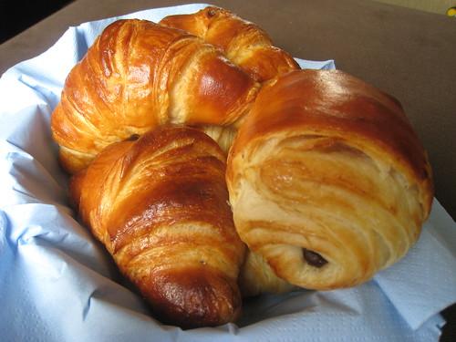 Croissant et pain au chocolat 07