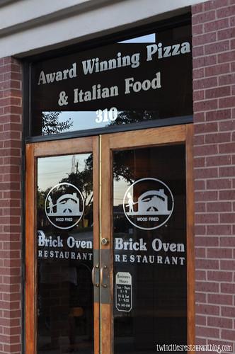 Brick Oven ~ Austin, TX