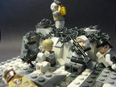 Brickapocalypse (.:Hotcakes!:.) Tags: brick lego tag apocalypse rawr ark