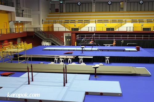 Ssc Sports Hall Decathlon Singapore Lab