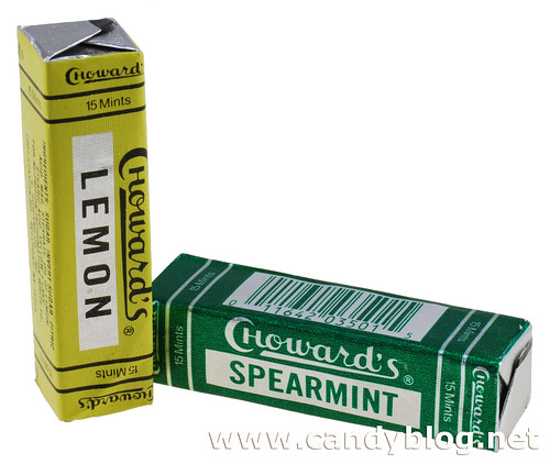 Choward's Lemon & Spearmint