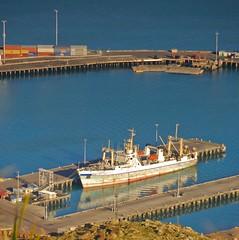 Lyttelton Port, New Zealand