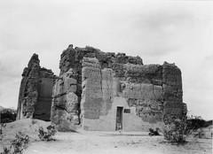 Casa Grande historic photo (Credit: Natl Park Service)