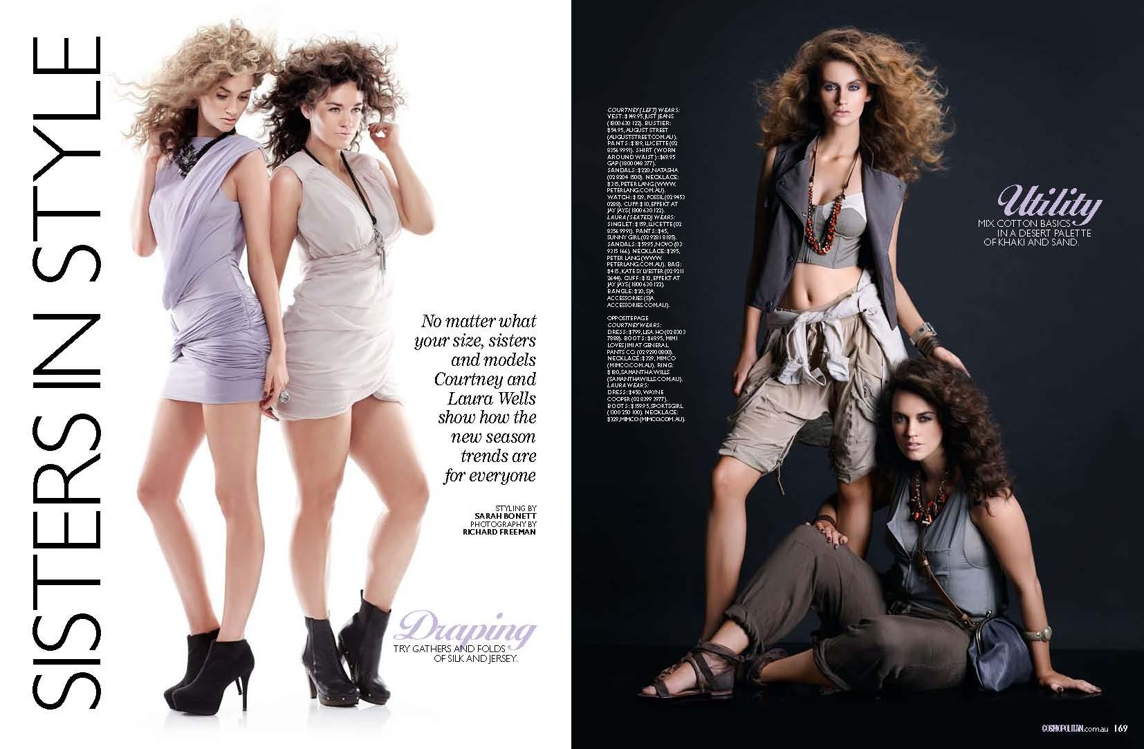 Crystal Renn Plus Size Model Fashion Spot