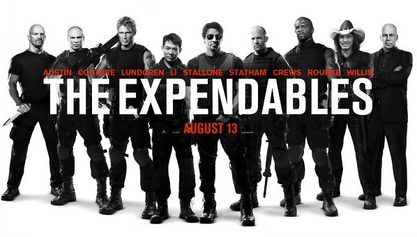 ALL OF US ARE EXPENDABUUURRRRRRR