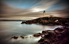 Fanad Head (alastair.stockman) Tags: ocean longexposure ireland lighthouse canon coast explore 5d frontpage donegal fanad northatlantic explored 10stop nd110 fanadhead 5d2 5dii 199seconds