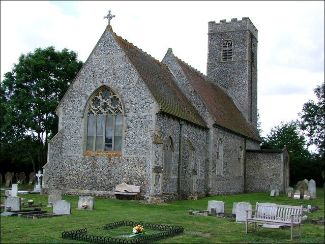 Forncett St Mary