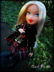Bratz Runway Modelz - Nationalities (Scottish) Marielle (option 1/5) (Carol Parvati ) Tags: doll alice contest pullip picnik bratz cloe marielle icandy candyz craziia bntm crazzia bndm carolparvati