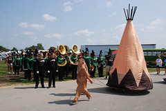 2010 Northeastern - Band Day (WayNet.org) Tags: show music indianapolis statefair contest performance band indiana nhs marchingband northeastern colorguard fountaincity waynecounty northeasternwayne