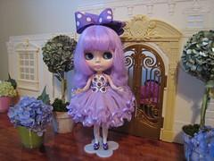 Simply Lilac Blythe