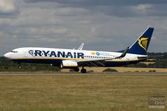 EI-DHZ - 33583 - Ryanair - Boeing 737-8AS - Luton - 100728 - Steven Gray - IMG_9739w