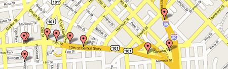 Como utilizar la API de Google Maps
