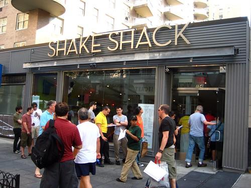 Shake Shack UES
