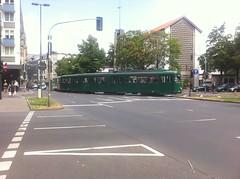 Tram in Duesseldorf