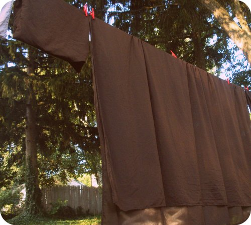 laundry line