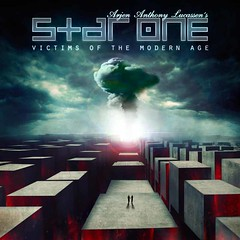 "Star One ""Victims Of The Modern Age"" CD Artwork (Midnight - digital) Tags: music cd frontcover cdartwork progressivemetal starone arjenlucassen victimsofthemodernage"
