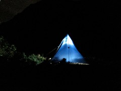 """Khufu Sil shelter in the night • <a style=""""font-size:0.8em;"""" href=""""http://www.flickr.com/photos/40286809@N02/4876104376/"""" target=""""_blank"""">View on Flickr</a>"""
