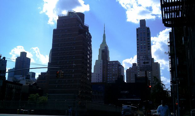 View of Empire State Bldg