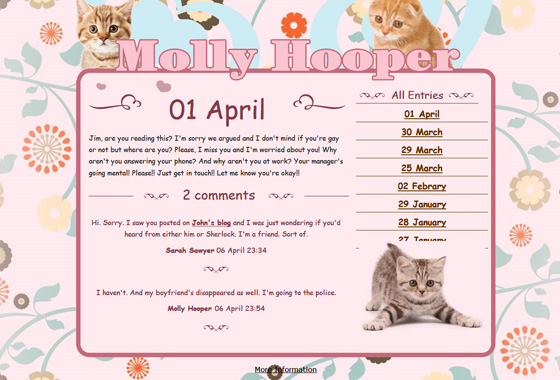 Mollys Blog