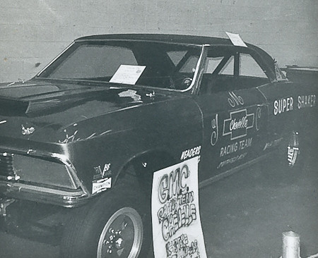 GMC Racing Team Super Shaker Chevelle