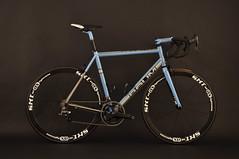 Duck Egg Blue GTR Corretto (Baum Cycles) Tags: handcrafted titanium baum corretto baumcycles