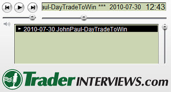 Audio Interview - DayTradeToWin.com