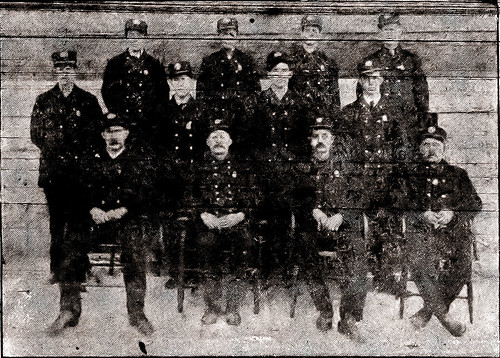 Joplin Fire Department 1907