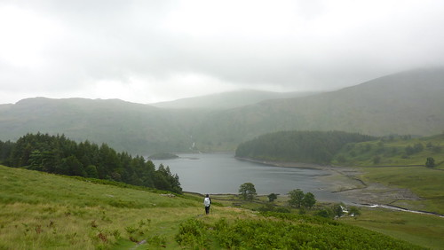 Getting close to Haweswater