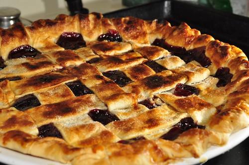 famous cherry pie
