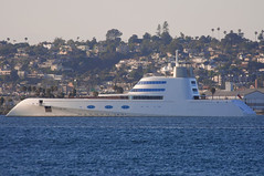 Motor Yacht A (SBGrad) Tags: wow aperture nikon sandiego yacht nikkor 2010 alr d90 blohmvoss superyacht tc17eii 80200mmf28dafs motoryachta blohmvossgmbh