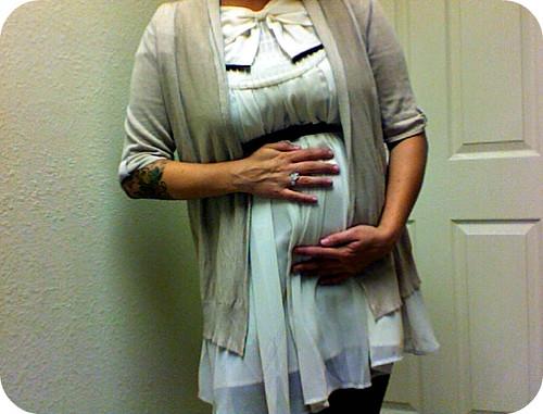 pregnant teacher style :)