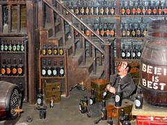 The Drunkard's Dream (Brighton Toy and Model Museum) Tags: mechanical dream drunkards brightontoyandmodelmuseum beerisbest drunkardsdream