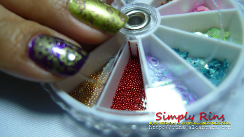 3D Nail Accessories 08