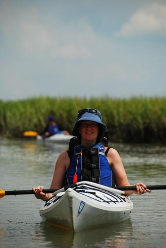 Kayak Pose