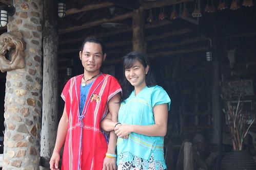 Friends at the guesthouse- karen wear