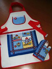 Avental (pudim_de_pano) Tags: artesanato patchwork avental molde