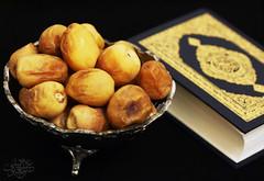 رمضان مبارك (عفاف المعيوف) Tags: قرآن مصحف رمضان تمر