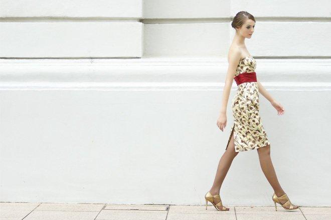 Belinda Anf caramel_dress