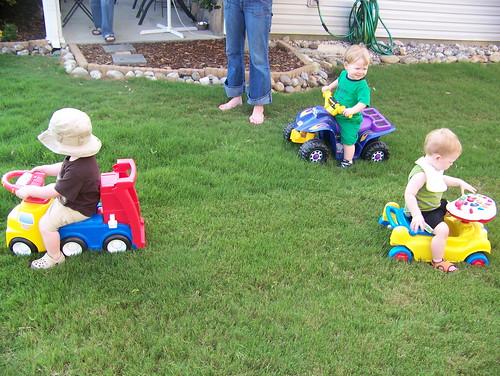 100807 Boys in the Yard 02